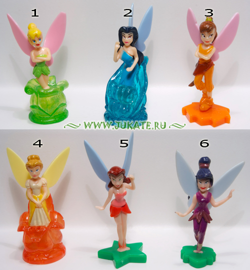 Grezon / Disney Fairies