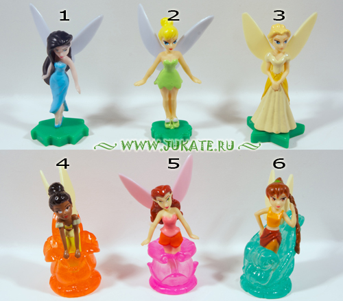 Grezon / Disney Fairies 2