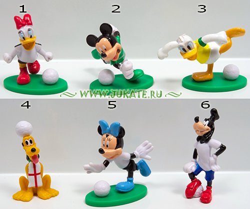 Grezon / Mickey Mouse 3