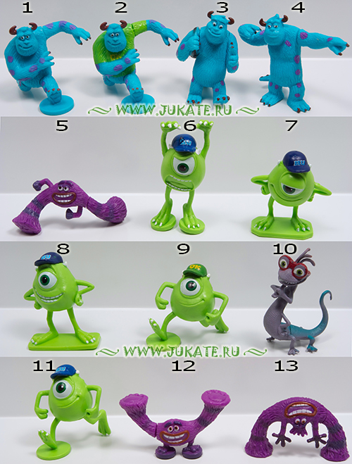 Grezon / Monsters, Inc. 2