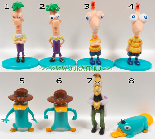 Grezon / Phineas and Ferb