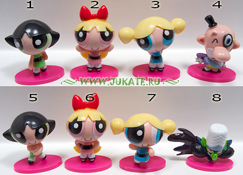 Grezon / The Powerpuff Girls