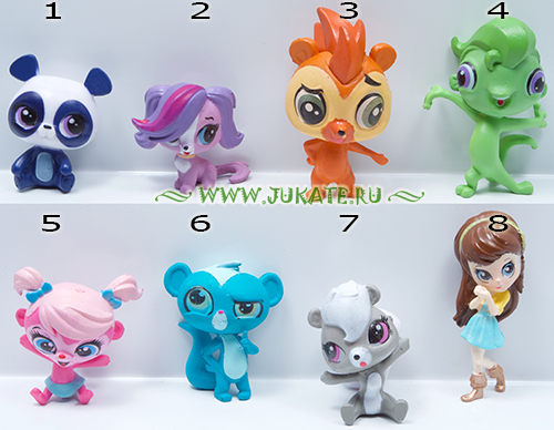 Jeronimo Martins /  Littlest Pet Shop