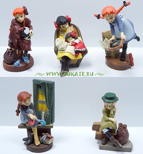 Japan toys  -  K&M / Anne Of Green Gables