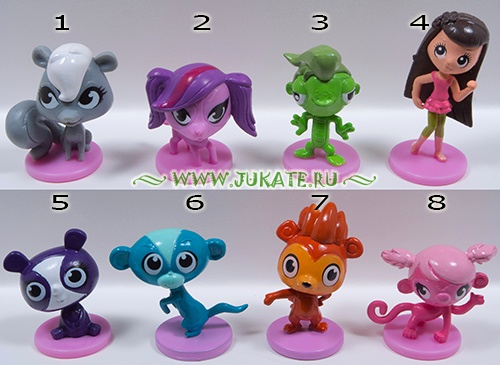 Danli / Littlest Pet Shop (2013)