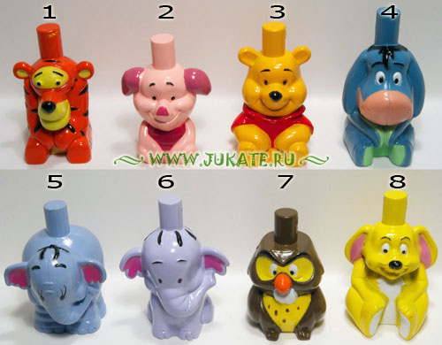 Nord Dolciaria / Winnie the Pooh Totem