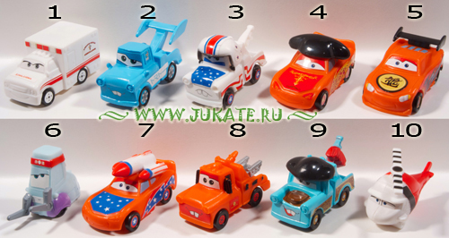 Zaini / Disney Cars Toon