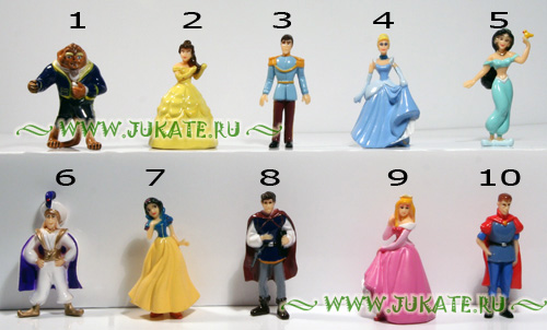 Zaini / Disney Princess