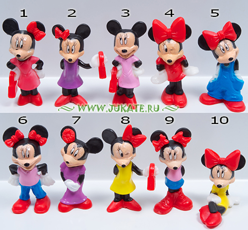 Zaini / I love Minnie