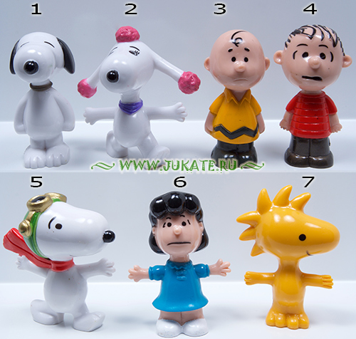 Zweifel / Snoopy and Charlie Brown